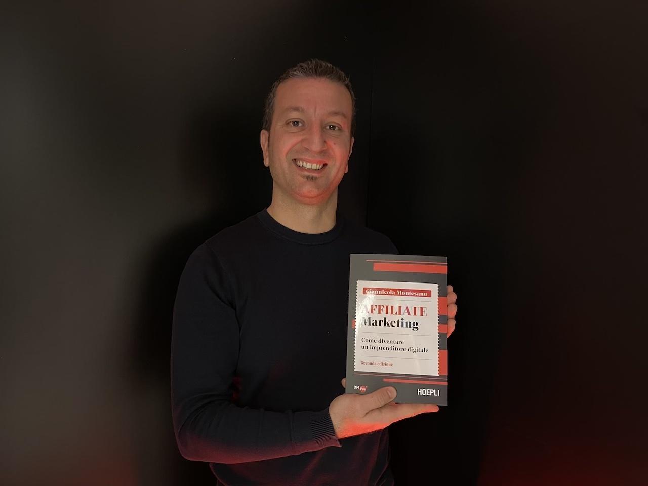 Giannicola Montesano libro affiliate marketing seconda edizione