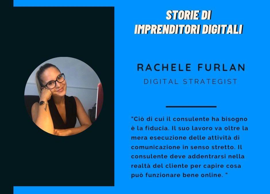 Rachele Furlan: Digital Strategist